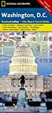 Washington D.C. (National Geographic Destination City Map)