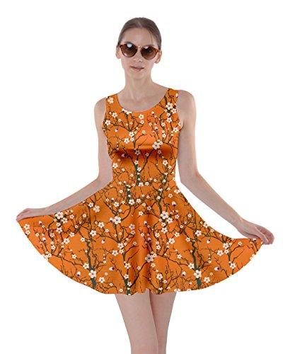 orange blossom dress - 3