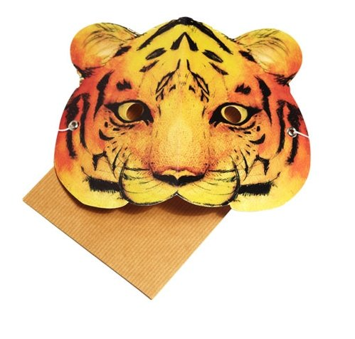 TMOD Tiger Mask/Greetings Card