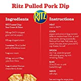 RITZ Toasted Chips Sour Cream and Onion