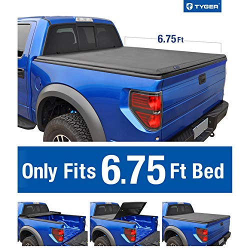 Buy tyger tri fold pickup tonneau cover