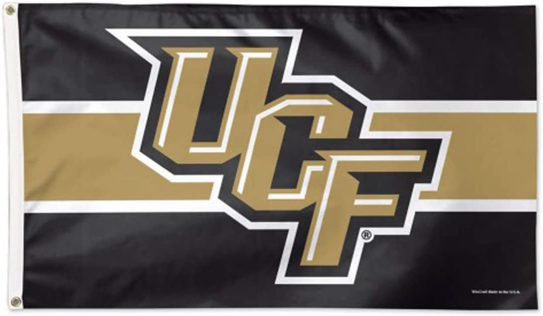 3 x 5-Foot WinCraft University of Central Florida UCF Knights Flag Deluxe