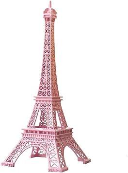 Hogar ayuda aleación torre Eiffel París Francia figura ...