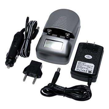 MaximalPower - 8 Bay AA/AAA Ni-MH/Ni-CD Ultra rápido batería ...