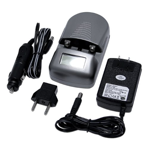 MaximalPower UC-101 Universal AA/AAA Battery Charger for Canon, Sony, Nikon, Panasonic, Olympus, Samsung, Fuji and Kodak...