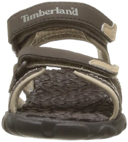 Marrone Sandal Timberland Brown Strap 2 Splashtown Braun Sneaker bambino Ha6qRYv6