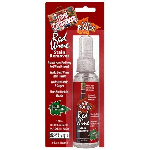 Siege 4200 Red Wine Stain Remover 2 Oz