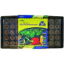 Jiffy 42mm Professional Greenhouse 50-Plant Starter Kit