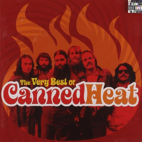 CD : Canned Heat - The Very Best Of