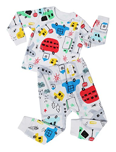 UniFriend Premium Cotton Boys2 Pajama