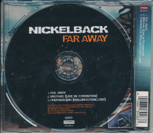 cd nickelback