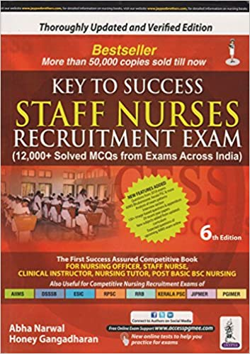 Key to Success Staff Nurses Recruitment Exam