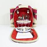 4-Person-Picknickrucksack-von-Fine-Geschenke-Geschenk-Ideen-fr-Weihnachten-Geburtstag-Hochzeit-Jahrestag-Verpflichtung-Valentines-Pensionierung-er-sie-danke-Vatertag-Muttertag-18-21-30-40-50-60-70-80-