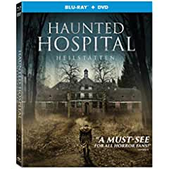 HAUNTED HOSPITAL: HEILSTATTEN arriving on Digital, Blu-ray and DVD February 12 from Well Go USA