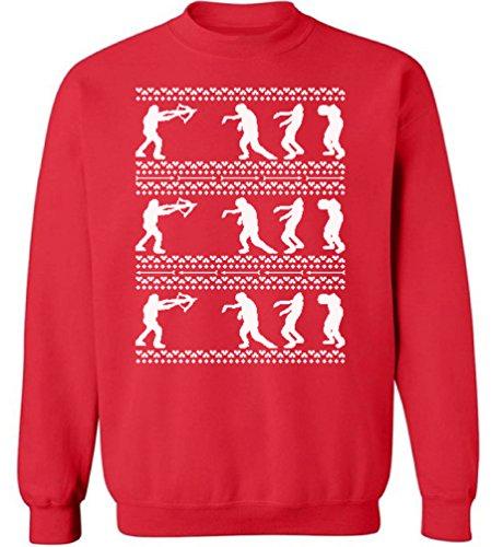 Walking Dead Christmas Sweater.10 Best Walking Dead Ugly Sweater Infestis Com