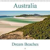 Australia - Dream Beaches 2018: The Most Beautiful Beaches of Down Under (Calvendo Nature)