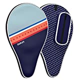 Duplex | Ping Pong Paddle Case - Best Table Tennis Paddle...
