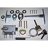 National Hardware N280-784 V7651 Dead Bolt Lock in Aluminum roll up garage door