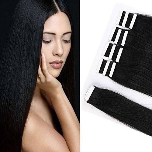 Extensions 18 22inch Seamless Natural Straight product image
