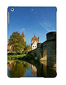 Resignmjwj High Quality Bridge Across The Water Case For Ipad Air / Perfect Case For Lovers