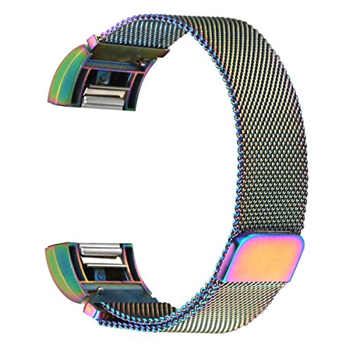 bayite-milanese-replacement-bands-for-fitbit-charge-2-pearlescent-small