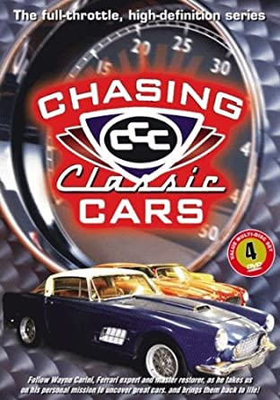 Chasing Classic Cars Series Dvd Amazon Co Uk Wayne Carini