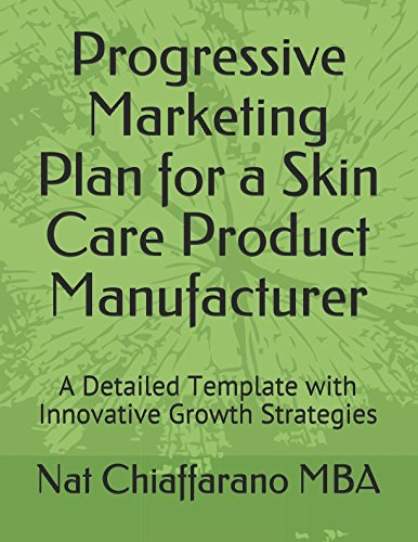 Skin Care Business Plan - 5