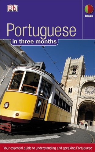 Portuguese in 3 Months (Hugo in 3 Months (Paperback))