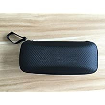 Excellent.advanced® Zipper case Hard Shell Eyeglass Case & Sunglasses Cases | Leisure And Fashion Design | For Men & Women