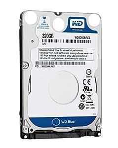 "Western Digital WD3200LPVX - Disco duro interno de 320 GB (SATA III, 2.5"")"