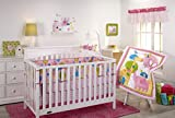 Little-Bedding-Forever-Friends-Traditional-Padded-Bumper