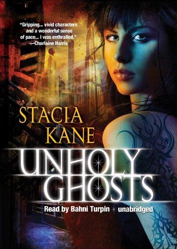 Read Online Unholy Ghosts (Downside Ghosts) pdf epub