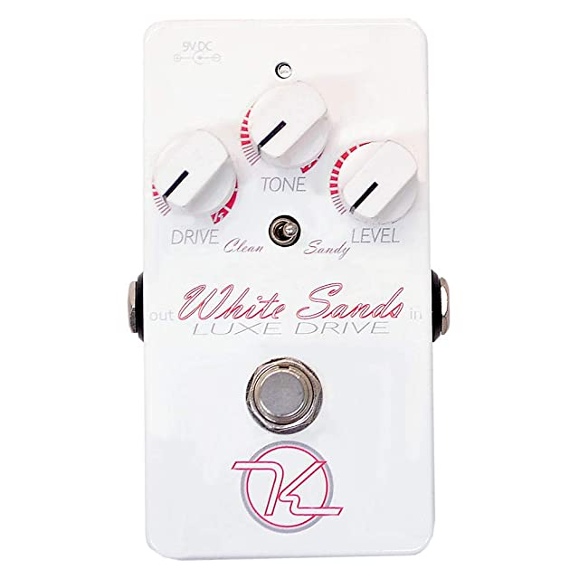 エフェクター画像 Keeley White Sands LUXE DRIVE