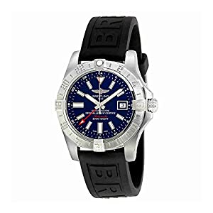 Breitling Avenger II GMT Automatic Blue Dial Mens Watch A3239011-C872BKPT3