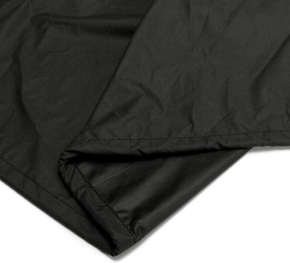 zihui Cubierta para M/áquina De Remo Cubierta Protectora Negra Cubierta Impermeable Anti-UV para Polvo Cubierta Protectora para M/áquina De Remo Cubierta A Prueba De Polvo para Uso Dom/éstico