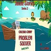 Cheekio Chimp: Problem Solver, Book 2 | A.S. Atwal