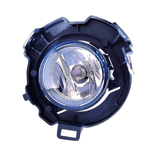 Depo 315-2025L-AQ Nissan Armada Driver Side Replacement Fog Light - Assembly Driver Light Left Fog