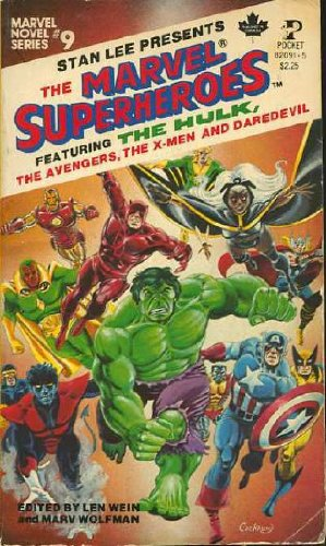 Jon; C... Stan; Burlingame Marvel : Universe of Super Heroes Paperback by Lee