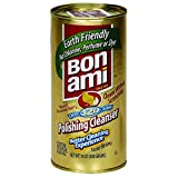 Bon Ami Polish and Cleanser Powder  14 Ounce (Set of 6)