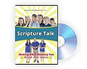 Scripture Talk - Making Bible Memory Fun Through Hand Motions