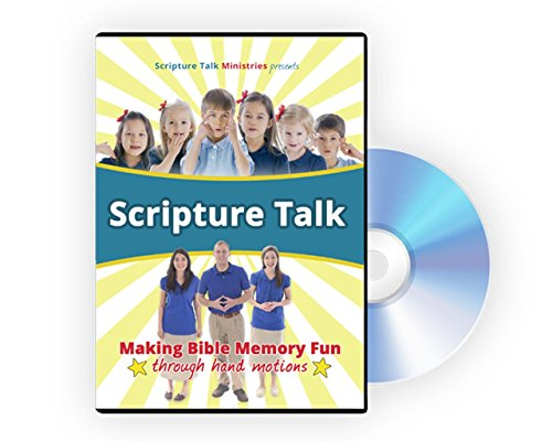 Scripture Talk - Making Bible Memory Fun Through Hand Motions