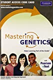 Genetic Analysis : An Integrated Approach, Sanders, Mark F. and Bowman, John L., 0321707109