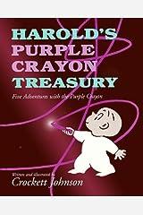 Harold's Purple Crayon Treasury Hardcover
