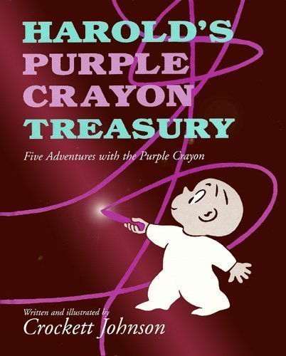 Harolds Purple Crayon Treasury