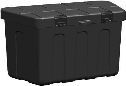 Amazon Fr Proplus 340061 Coffre De Rangement Pour Remorque En Plastique 320x630x355 Mm