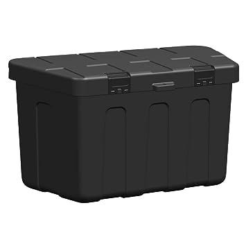 énorme réduction 18077 35c07 ProPlus 340061 Coffre de Rangement pour Remorque en Plastique, 320x630x355  mm