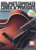 Complete Book of Jazz Guitar Lines and Phrases, Sid Jacobs, 0786665785