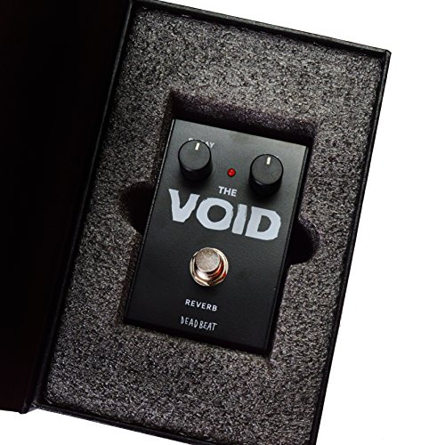 THE VOID Reverb Effect Pedal by Deadbeat Sound by Deadbeat Sound (Image #2)