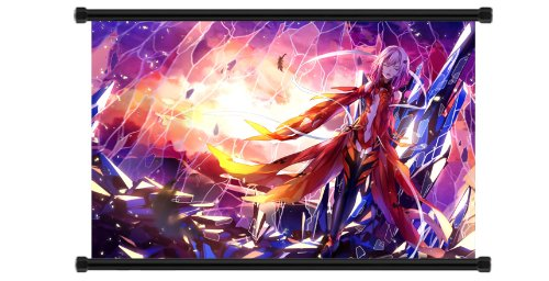Guilty Crown Anime Fabric Wall Scroll Poster Wp -Guilty Crown-20 L