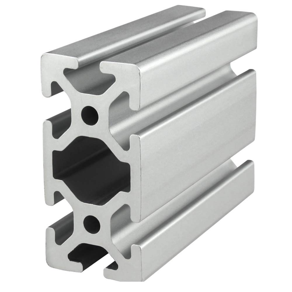 80//20 Inc T-Slot Ultra Light Aluminum Extrusion 40 Series 40-4040-UL x 455mm N